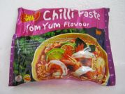 Chili Paste Tom Yum, Wai Wai,  3x60g